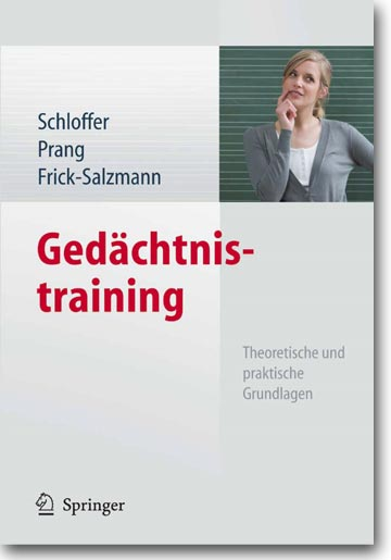 Cover Gedächtnistraining